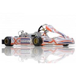 Kart Compl. Exprit + Motor X30 + Vega Verde