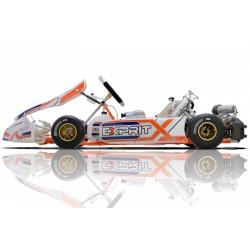 Kart Compl. Exprit + X30 Junior + Vega Verde