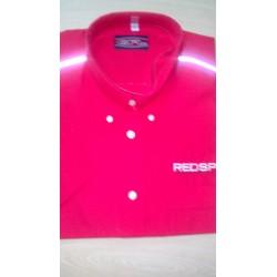 Camisa Roja Redspeed