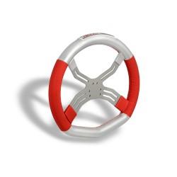 Volante Grande Tony Kart 4 Radios - 6 agujeros