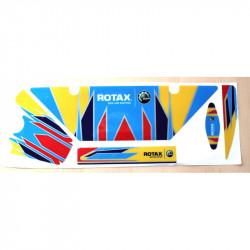 Adhesivos Radiador ROTAX MINI-JR-MAX