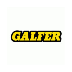 Pastilla Freno Trasera GALFER para OTK SA2