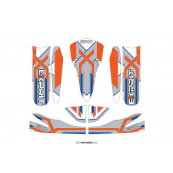 Kit Adhesivos Carenado M5 EXPRIT (Neos/Rookie EV)