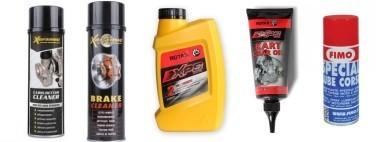 Lubricantes y Sprays